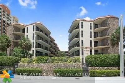 Fort Lauderdale Condo/Townhouse For Sale: 2029 N Ocean #508