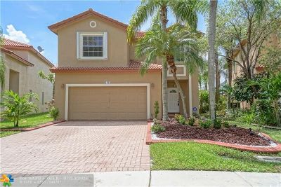 Pembroke Pines Single Family Home For Sale: 1201 NW 192 Ter
