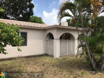Fort Lauderdale Single Family Home For Sale: 1305 NW 2nd Ave