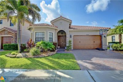 Parkland Single Family Home For Sale: 7564 NW 113th Ave