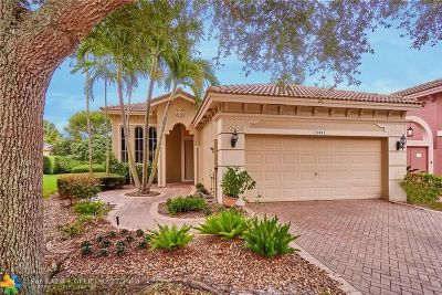 Coral Springs Single Family Home For Sale: 5881 NW 124th Way