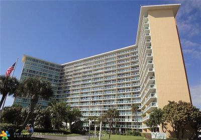 Deerfield Beach Condo/Townhouse For Sale: 333 NE 21st Ave #316
