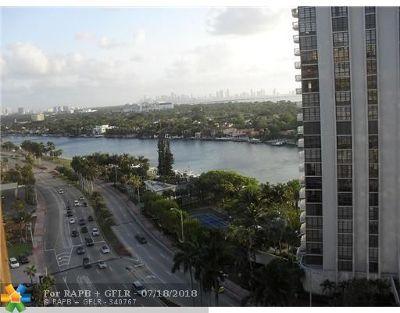 Miami Beach Condo/Townhouse For Sale: 5445 Collins Ave #1415