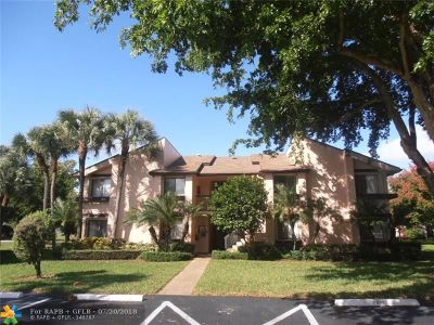 Davie Condo/Townhouse Backup Contract-Call LA: 2211 SW 92nd Ter #1802