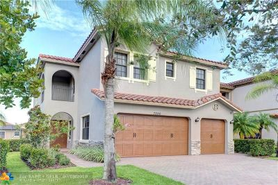 Parkland Single Family Home For Sale: 7290 NW 112th Ter