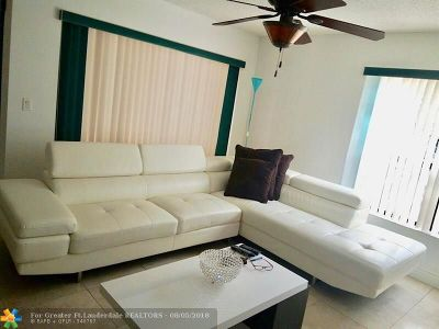 Coconut Creek Condo/Townhouse For Sale: 3309 NW 47th Ave #3229