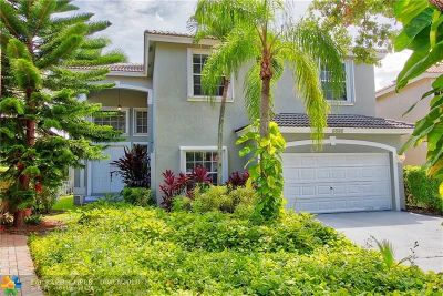 Parkland Single Family Home For Sale: 5947 NW 77th Dr
