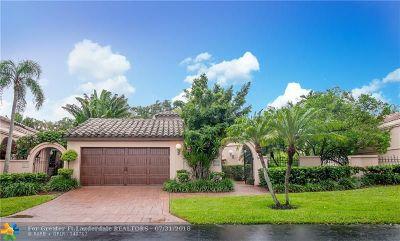 Deerfield Beach Single Family Home For Sale: 531 Via Genova