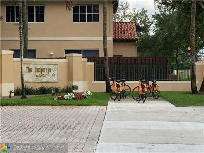 Miami Condo/Townhouse For Sale: 8307 NW 144th St #8307