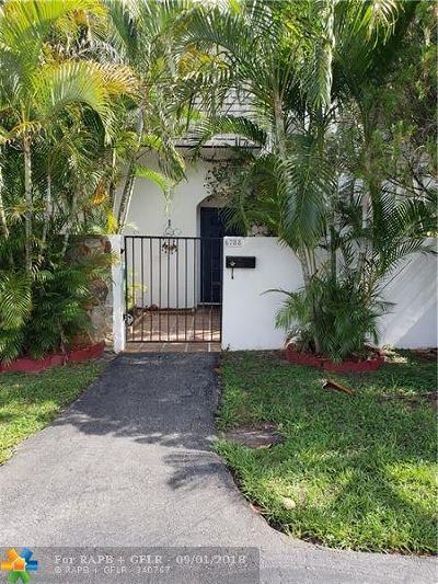 Davie Condo/Townhouse For Sale: 6788 SW 39th Ct #73