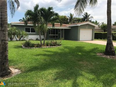 Fort Lauderdale Rental For Rent: 1330 NW 46th St