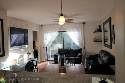 Coral Springs Condo/Townhouse For Sale: 2526 NW 89th Dr #2526