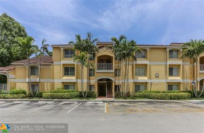 Oakland Park Condo/Townhouse For Sale: 2465 NW 33rd St #1513