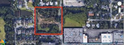 Fort Lauderdale Residential Lots & Land For Sale: 2201 SW 12th Ave