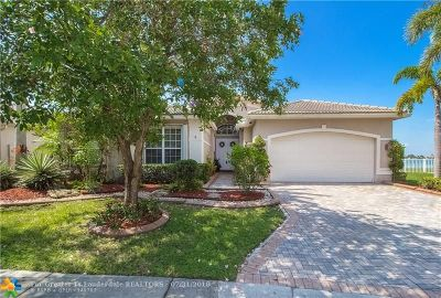 Miramar Single Family Home For Sale: 18624 SW 47th Ct