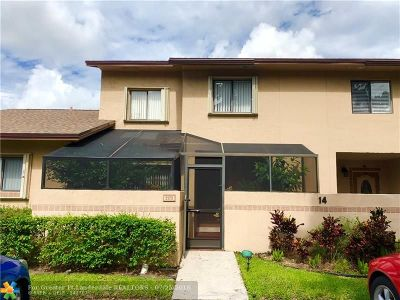 Coconut Creek Rental For Rent: 2173 NW 37th Ave #2173
