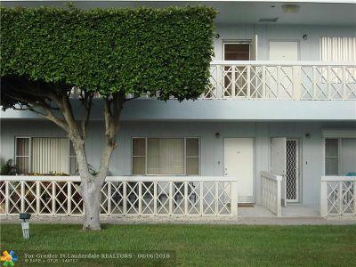 Fort Lauderdale Condo/Townhouse For Sale: 2170 NE 51st Ct #C 3