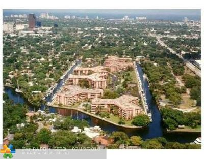 Fort Lauderdale Condo/Townhouse For Sale: 1000 River Reach Drive #410
