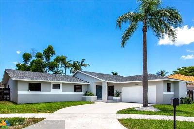 Miami Single Family Home For Sale: 11940 SW 135th Ave
