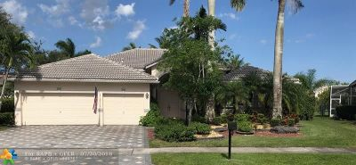 Coral Springs Single Family Home For Sale: 4803 Kensington Circle