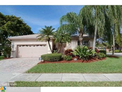 Broward County, Collier County, Lee County, Palm Beach County Rental For Rent: 7715 NW 78th Ct