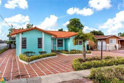 Hialeah Single Family Home For Sale: 590 E 52nd St