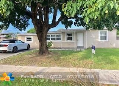 Single Family Home For Sale: 5290 NE 14th Ave