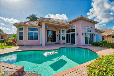 Parkland Single Family Home For Sale: 6884 NW 126th Ave