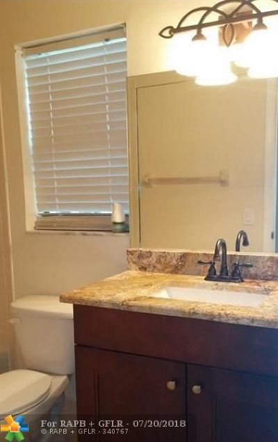 Coral Springs Rental For Rent: 9601 Riverside Dr #10A