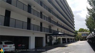 Miami Condo/Townhouse For Sale: 770 NE 69th St #6C