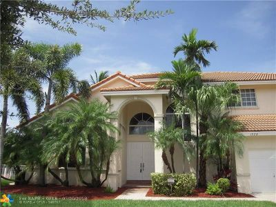 Pembroke Pines Single Family Home For Sale: 1328 SW 172nd Ter