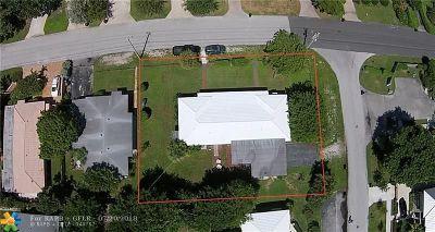 Fort Lauderdale Residential Lots & Land For Sale: 2514 NE 21st St