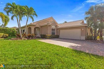 Parkland Single Family Home Backup Contract-Call LA: 11246 NW 65th Mnr