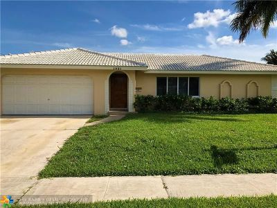 Broward County, Collier County, Lee County, Palm Beach County Rental For Rent: 1031 SW 11th St