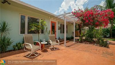 Fort Lauderdale Single Family Home For Sale: 200 NE 16th Pl