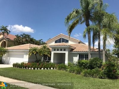 Pembroke Pines Single Family Home For Sale: 960 NW 199th Ter
