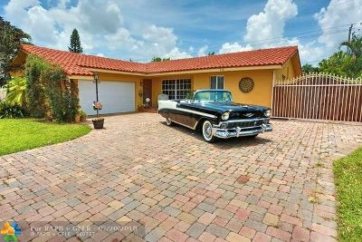 Delray Beach Single Family Home For Sale: 716 Avenue Chaumont