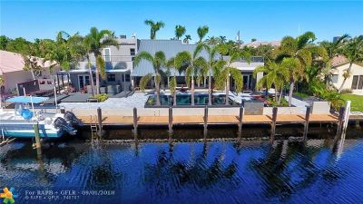 Fort Lauderdale Single Family Home Backup Contract-Call LA: 2850 NE 35th St