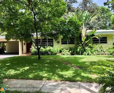 Plantation Single Family Home For Sale: 170 S Bel Air Dr