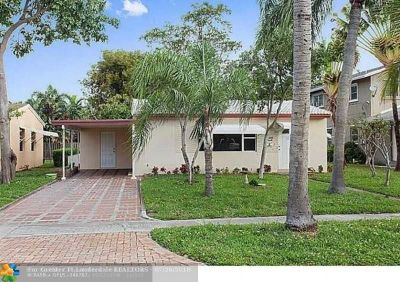 Fort Lauderdale Single Family Home For Sale: 205 NE 16th Ct