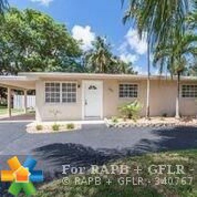 Fort Lauderdale Single Family Home For Sale: 2881 SW 17th