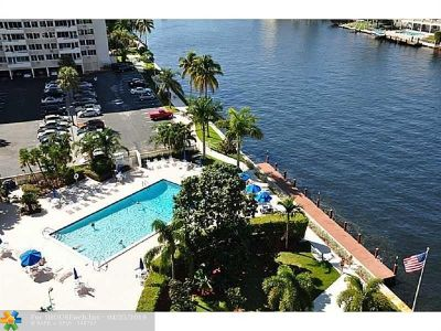 Fort Lauderdale Condo/Townhouse For Sale: 3200 NE 36 #411