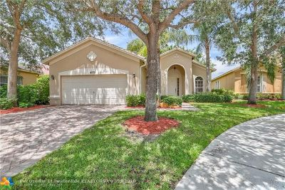 Weston Single Family Home For Sale: 4273 E Seneca Ave