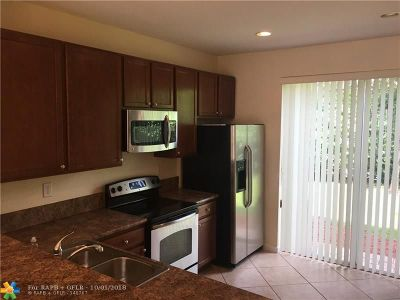 Pembroke Pines Single Family Home For Sale: 1925 NW 79th Ter
