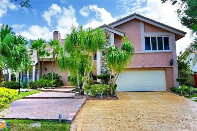 Tamarac Single Family Home For Sale: 7564 Black Olive Ave