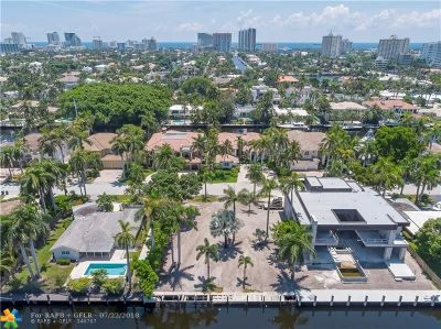 Fort Lauderdale Residential Lots & Land For Sale: 35 Fiesta Way