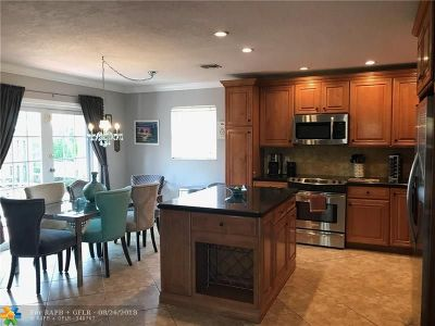 Pompano Beach Single Family Home For Sale: 1180 SW 1 Terrace