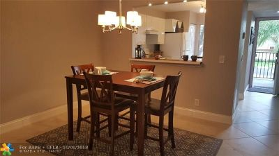 Pembroke Pines Condo/Townhouse For Sale: 1100 SW 128th Ter #203