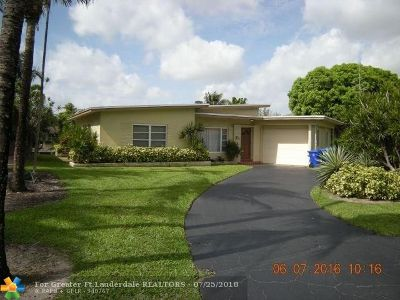 Lauderdale By The Sea Single Family Home For Sale: 228 Imperial Ln