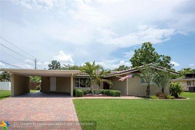 Plantation Single Family Home Backup Contract-Call LA: 880 Oleander Dr